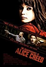 Alice Creed Kayboldu (2009) afişi