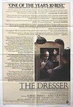 The Dresser (1983) afişi