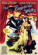 The Emperor Waltz (1948) afişi