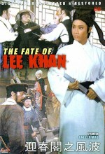 The Fate Of Lee Khan (1973) afişi
