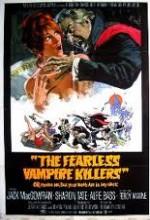 The Fearless Vampire Killers: Vampires 101 (1967) afişi
