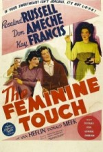 The Feminine Touch (ı) (1941) afişi