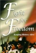 The Fight For Freedom (1908) afişi