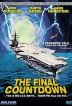 The Final Countdown (1980) afişi