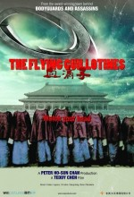 The Flying Guillotines (2011) afişi