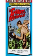 The Giant Of Metropolis (1961) afişi