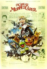 The Great Muppet Caper (1981) afişi