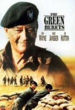 The Green Berets (1968) afişi
