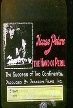 The Hand Of Peril (1916) afişi