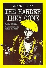 The Harder They Come (1972) afişi