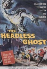 The Headless Ghost (1959) afişi