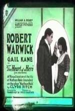 The Heart Of A Hero (1916) afişi