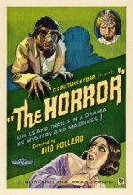 The Horror (1932) afişi