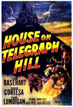 The House On Telegraph Hill (1951) afişi