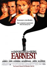 The Importance Of Being Earnest (ı) (2002) afişi