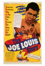 The Joe Louis Story (1953) afişi