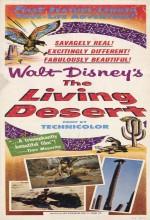 The Living Desert (1953) afişi