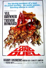 The Long Duel (1967) afişi