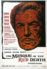 The Masque Of The Red Death (1964) afişi