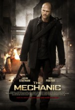 The Mechanic (2011) afişi