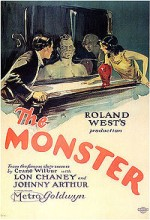 The Monster (ıı) (1925) afişi