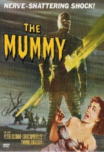 The Mummy (1959) afişi