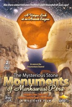 The Mysterious Stone Monuments Of Markawasi Peru (2009) afişi
