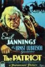 The Patriot (1928) afişi