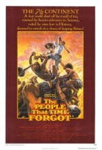 The People That Time Forgot (1977) afişi