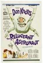 The Reluctant Astronaut (1967) afişi