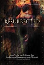 The Resurrected (1992) afişi