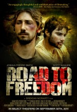 The Road To Freedom (2010) afişi