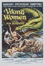 The Saga Of The Viking Women And Their Voyage To The Waters Of The Great Sea Serpent (1957) afişi