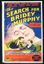 The Search For Bridey Murphy (1956) afişi