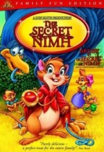 The Secret Of Nimh (1982) afişi
