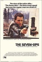 The Seven-Ups (1973) afişi