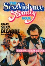 The Sex And Violence Family Hour (1983) afişi
