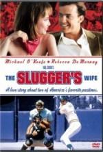 The Slugger's Wife (1985) afişi