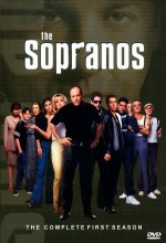 The Sopranos (1999) afişi