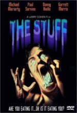 The Stuff (1985) afişi