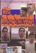 The Suburbanators (1995) afişi
