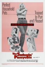 The Swingin' Pussycats (1969) afişi