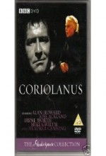 The Tragedy Of Coriolanus (1984) afişi