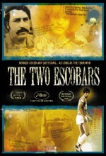 The Two Escobars (2010) afişi