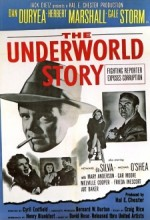 The Underworld Story (1950) afişi