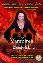 The Vampires Of Bloody ısland (2009) afişi