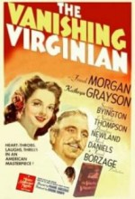 The Vanishing Virginian (1942) afişi