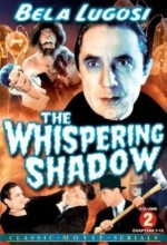 The Whispering Shadow (1933) afişi