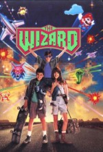 The Wizard (1989) afişi