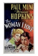 The Woman I Love (1937) afişi